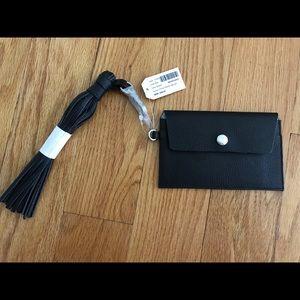 Sanctuary Little Travel Wallet Black